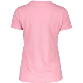 Maloja PuorgiaM. t-shirt Dames roze